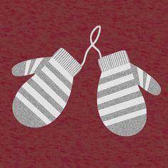 Striped Mittens Textured Clip Art Striped Mittens, Watercolor Texture, Winter Theme, Clip Art, Stripes, Illustration, Instagram Posts, Women, Women's