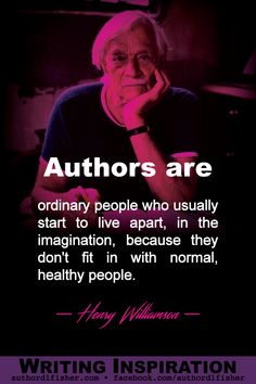 Henry Williamson was an author who wrote novels concerned with wildlife, English social history and Ruralism. He was awarded the Hawthornden Prize for literature in Writing Traits, Book Writing Tips, Writing Process, Writer Memes, Writer Quotes, Writing Folders, Writing Motivation, A Writer's Life, Writers Write