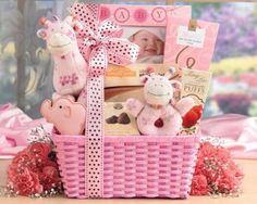 baby gift basket ideas