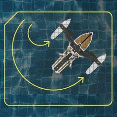 Mini drone Hydrofoil de Parrot