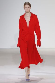 Victoria Beckham Spring/Summer 2018 Ready-To-Wear