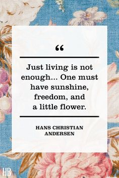 See more quotes that are perfect for Easter at HouseBeautiful.com.