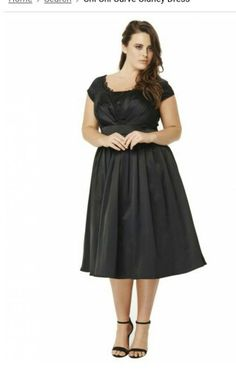 fav Black dress