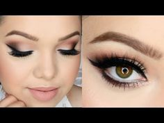 Full Glam Makeup | My Most Beautiful Me #VOTEITGIRL - YouTube