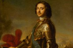 From 30 May – 24 September Versailles will mark 300 years since the Russian Tsar Peter I's trip to France, with an exhibition in the Palace's Grand Trianon. Ernst August Von Hannover, Hermitage Amsterdam, House Of Romanov, Peter The Great, Hermitage Museum, Shocking Facts, Famous Faces, Versailles, Portrait