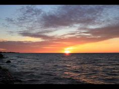 Wednesday's Sunset - Peerson's Point, Lake Ontario, Kendall, NY