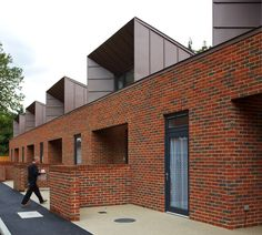 Bell Phillips Architects, Edmund Sumner · Greenwich Housing