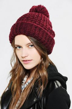 cd8de57f5c1 Way warm and cozy knit beanie from Coal.  urbanoutfitters Knit Beanie