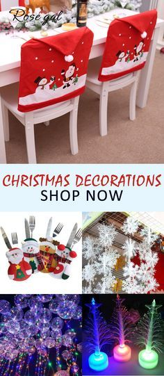 discount for home decorations # Christmas # decoration – Christmas Ideas Christmas Ornaments Sale, Diy Christmas Decorations, Christmas Projects, Holiday Crafts, Holiday Fun, Decoration Crafts, Party Crafts, Christmas Chair, Christmas Sewing