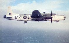 A Vickers Warwick based at No 179 Squadron, St Eval, Cornwall, England. This squadron was the first to receive this type of aircraft (developed alongside the famous Vickers Wellington) in November 1944 and was used for anti-submarine work over the Bay of Biscay and the Western Approaches