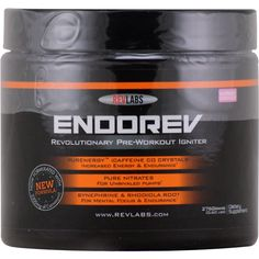 RevLabs EndoRev Raspberry Lemonade 30 svg | Regular Price: $69.95, Sale Price: TOO LOW TO SHOW! | OvernightSupplements.com | #onSale #supplements #specials #RevLabs #PreWorkout  | EndorevRevolutionary Pre Workout Igniter Purenergy Caffeine Co Crystals Increased Energy and Endurance Pure Nitrates for Unrivaled Pumps Synephrine and Rhodiola Root for Mental Focus and Endurance 3300mg of Carnosyn These statements have not been evaluated by the FDA This product is not intended to