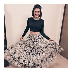 Tapsee Pannu in an outfit by Pankaj and Nidhi for an event in MumbaiPicture: Instagram