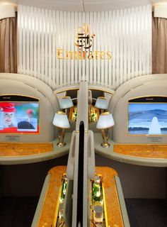 Emirates' over-the-top amenities have gained it a loyal following among free-spending fliers