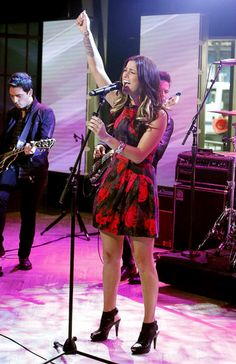 Casadee Pope rocking out on the Today Show Casadee Pope, Country Singers, Country Music, Women In Music, Brand Management, Badass Women, Today Show, Nanette Lepore, Role Models