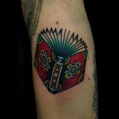 Βοοκ #tattoo#traditional