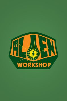 I like the Alien workshop logo because of a unique feel that differs from other skate brands. I like the way the little alien is in the middle glowing - the color and artwork makes it feel 3D as well. Audience can focus on both the background, the logo, or the brand name.