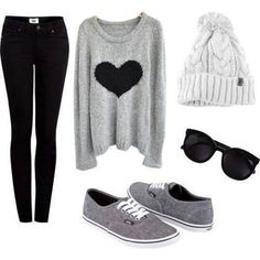 Really cute comfortable outfit!
