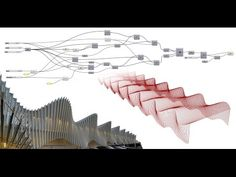 Parametric Waves _ Reggio Emilia Station | Grasshopper - YouTube