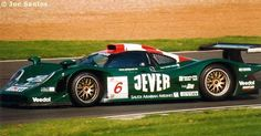 6 - Porsche 911 GT1-98 #004 - Zakspeed Racing  FIA GT Championship Silverstone 1998:
