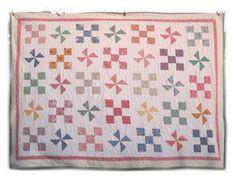 1930s vintage quilt (no tutorial or pattern)