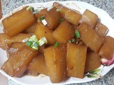 蠔油燜蘿蔔