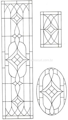 3 more pretty stained glass style templates Faux Stained Glass, Stained Glass Designs, Stained Glass Panels, Stained Glass Projects, Stained Glass Patterns, Leaded Glass, Mosaic Patterns, Mosaic Glass, Print Patterns