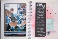 Picture the Bands! Make a list for Your Top Ten Songs. smash suz 5