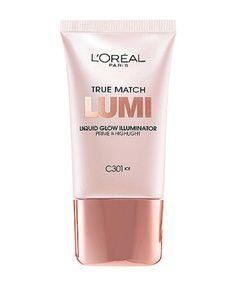 L'Oreal True Match Lumi Prime & Highlighter Ice - жидкий праймер и хайлайтер для подчеркивания линий и придания лицу сияния. Исключительная особенность продукции True Match заключается в том, что она подходит под каждый тон кожи и выглядит естественно