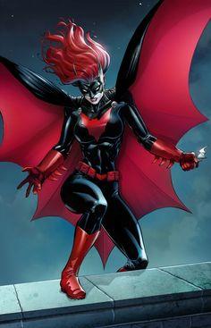 Batwoman, J. Metcalf by sinhalite.deviantart.com on @deviantART
