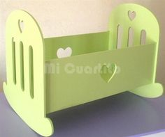 Baby Doll Bed, Doll Beds, Baby Dolls, Doll Furniture, Dollhouse Furniture, Kids Furniture, Cardboard Toys, Wooden Toys, Baby Craddle