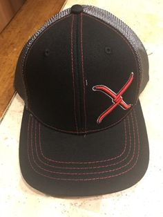 395d1feb4515f Details about Twisted X Hat Cap wih Logo XC-25