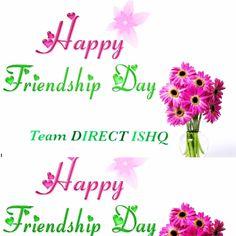 HAPPY FRIENDSHIP DAY GUYS... Team #DirectIshq Rajniesh Duggall #RajeshShringarpure Nidhi Subbaiah #ArjunBijlani Directed by Rajiv S Ruia Produced by #PradeepKSharma #BabaMotionPictures #Bollywood #FriendShipDay #NewFilm #RomanticComedy #NewUpcomingFilm #NewBollywoodFilm #NewUpcomingMovie