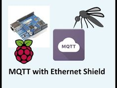 #3 MQTT with Arduino Ethernet Shield - YouTube
