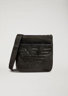 6a00e9caf6b9 EMPORIO ARMANI CROSSBODY BAGS - ITEM 55017103.  emporioarmani  bags   shoulder bags
