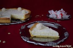 Kuchnia Koloru Blond: Tarta Rafaello Camembert Cheese, Cheesecake, Blond, Pies, Cheesecakes, Cherry Cheesecake Shooters