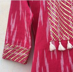 63 Trendy Sewing Projects For Teens Clothes Outfit Sewing Clothes Women, Free Clothes, Teens Clothes, Outfits For Teens, Clothes For Women, Gota Patti Suits, Ikkat Dresses, Kurti Embroidery Design, Kurta Neck Design