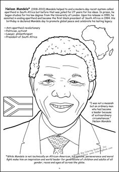 african american African American Coloring Pages Mc character