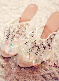 Bling Diamond Sandals