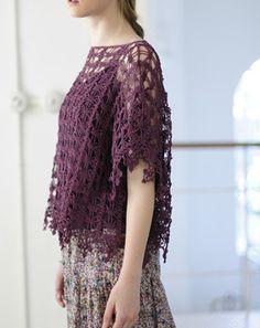 crochet tunic      ♪ ♪ ... #inspiration_crochet #diy GB