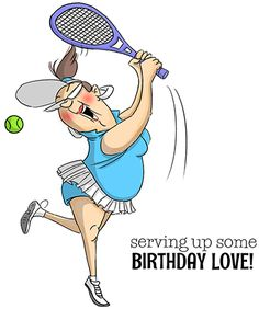 Birthday Love Set - Unmounted Rubber Stamp