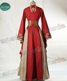 Fanplusfriend Costume Store - Game of Thrones (TV Series) Cosplay, Cersei Lannister Costume Dress, $504.00 (http://fan-store.net/game-of-thrones-tv-series-cosplay-cersei-lannister-costume-dress/)