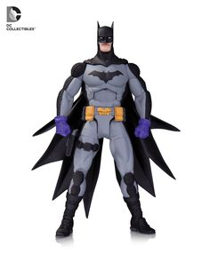 Based on the designs from the best-selling artist of BATMAN, Greg Capullo, comes the first wave in an all-new Designer Series from DC Collectibles. Description from amazon.com. I searched for this on bing.com/images