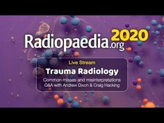 (1) Trauma Radiology with Dr Andrew Dixon - YouTube