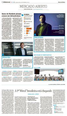 Título:Dinheiro... Veículo: Folha de S.Paulo. Data: 28/11/2016. Cliente: WTW
