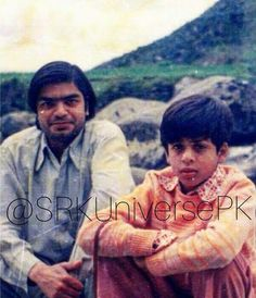 An unseen pic of shahrukh. . .