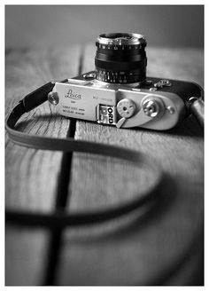 arw126kc135: Leica M2. by Jazzfook on Flickr.