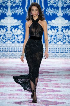 Naeem Khan Fall 2019 Ready-to-Wear Collection - Vogue