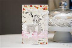 be more creative: birthday card