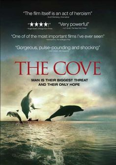 The Cove This film depicts the shocking slaughter of dolphins in Japan. Even if you aren't an animal rights activist, this movie will move you to tears. Movies Showing, Movies And Tv Shows, Movies To Watch, Good Movies, Funny Movies, Vegan Documentaries, Tai Ji, Bon Film, Cleaning