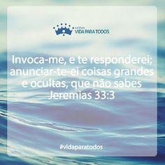 REDE MISSIONÁRIA: INVOCA-ME E TE RESPONDEREI